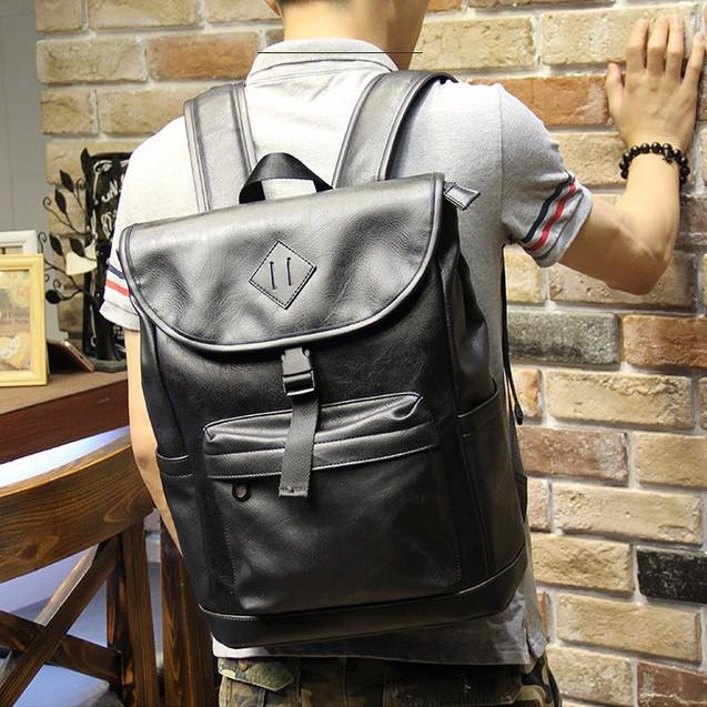 a86fe5033c24 Мужской кожаный рюкзак. Модель 2902 купить, цена и продажа – delamoda.com.ua